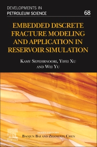 Cover image for Embedded Discrete Fracture Modeling and Application in Reservoir Simulation