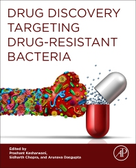 Cover image for Drug Discovery Targeting Drug-Resistant Bacteria