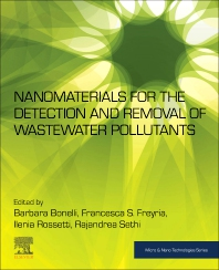 Cover image for Nanomaterials for the Detection and Removal of Wastewater Pollutants