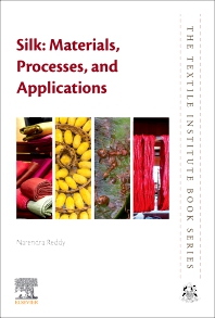 Cover image for Silk: Materials, Processes, and Applications