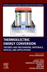 Cover image for Thermoelectric Energy Conversion