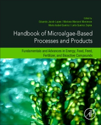 Cover image for Handbook of Microalgae-Based Processes and Products
