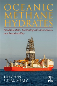 Cover image for Oceanic Methane Hydrates