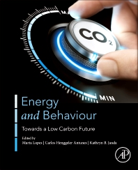 Energy and Behaviour - 1st Edition - ISBN: 9780128185674, 9780128185681
