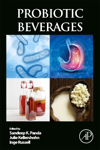 Cover image for Probiotic Beverages