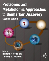 Cover image for Proteomic and Metabolomic Approaches to Biomarker Discovery