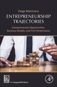 Cover image for Entrepreneurship Trajectories