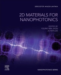 Cover image for 2D Materials for Nanophotonics