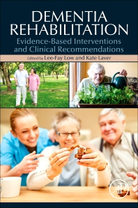 Cover image for Dementia Rehabilitation
