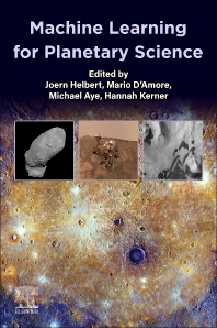 Cover image for Machine Learning for Planetary Science