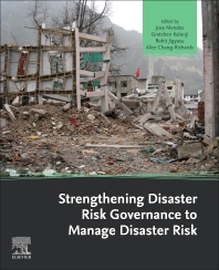 Cover image for Strengthening Disaster Risk Governance to Manage Disaster Risk