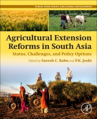 Cover image for Agricultural Extension Reforms in South Asia