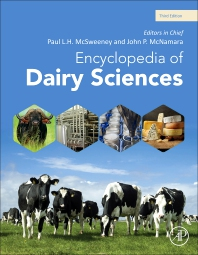 Encyclopedia of Dairy Sciences - 3rd Edition - ISBN: 9780128187661