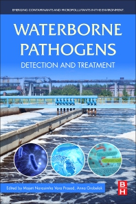 Cover image for Waterborne Pathogens