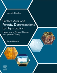 Cover image for Surface Area and Porosity Determinations by Physisorption