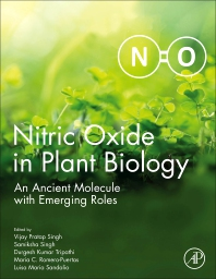 Cover image for Nitric Oxide in Plant Biology