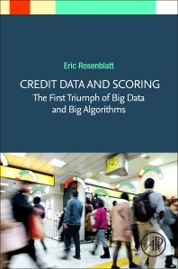 Cover image for Credit Data and Scoring