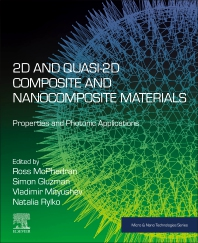 Cover image for 2D and Quasi-2D Composite and Nanocomposite Materials