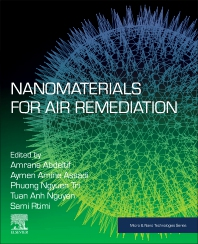 Cover image for Nanomaterials for Air Remediation