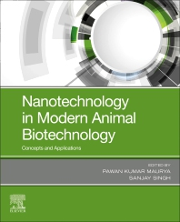 Cover image for Nanotechnology in Modern Animal Biotechnology