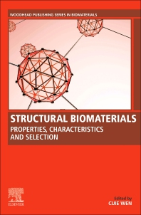 Cover image for Structural Biomaterials