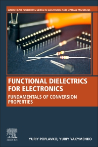 Cover image for Functional Dielectrics for Electronics