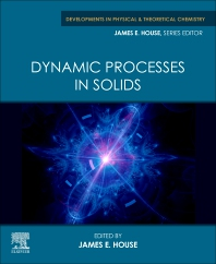 Cover image for Kinetics of Processes in the Solid State
