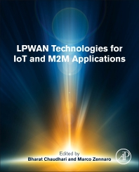Cover image for LPWAN Technologies for IoT and M2M Applications