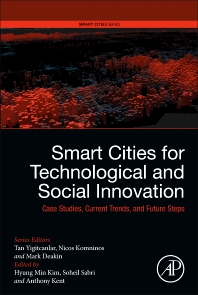Smart Cities for Technological and Social Innovation - 1st Edition - ISBN: 9780128188866