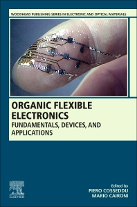 Cover image for Organic Flexible Electronics