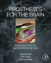 Prostheses for the Brain - 1st Edition - ISBN: 9780128188927, 9780128188934