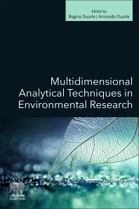 Cover image for Multidimensional Analytical Techniques in Environmental Research