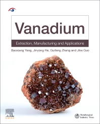 Vanadium - 1st Edition - ISBN: 9780128188989