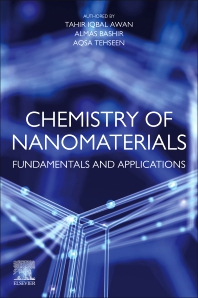 Cover image for Chemistry of Nanomaterials