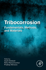 Cover image for Tribocorrosion