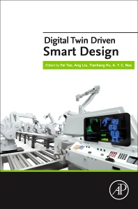 Cover image for Digital Twin Driven Smart Design