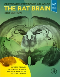 Chemoarchitectonic Atlas of the Rat Brain - 3rd Edition - ISBN: 9780128189597