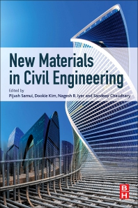 Cover image for New Materials in Civil Engineering