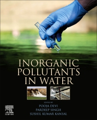 Cover image for Inorganic Pollutants in Water