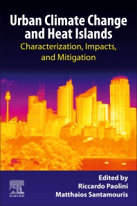 Cover image for Urban Climate Change and Heat Islands