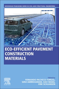 Cover image for Eco-efficient Pavement Construction Materials