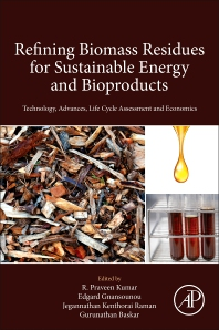 Cover image for Refining Biomass Residues for Sustainable Energy and Bioproducts