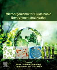 Cover image for Microorganisms for Sustainable Environment and Health