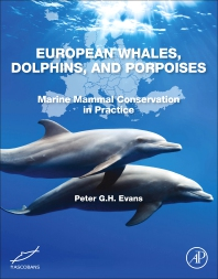 Cover image for European Whales, Dolphins, and Porpoises