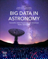 Cover image for Big Data in Astronomy