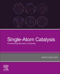 Cover image for Single-Atom Catalysis
