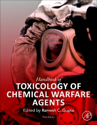 Cover image for Handbook of Toxicology of Chemical Warfare Agents