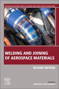 Cover image for Welding and Joining of Aerospace Materials