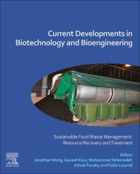 Current Developments in Biotechnology and Bioengineering - 1st Edition - ISBN: 9780128191484