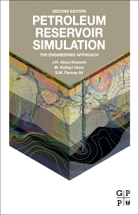 Petroleum Reservoir Simulation - 2nd Edition - ISBN: 9780128191507, 9780128191514
